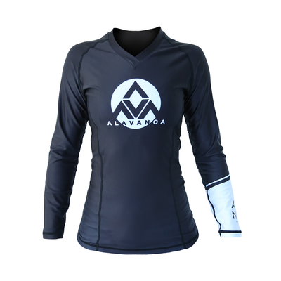Alavanca Classic Long-Sleeve Rashguard (Women)