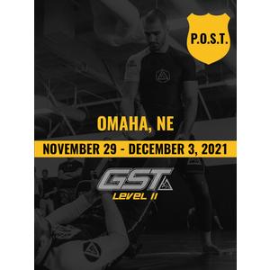 Level 2 Full Certification: Omaha, NE (November 29 - December 3, 2021)