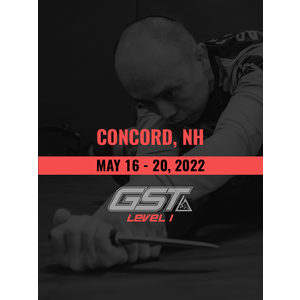 Level 1 Full Certification: Concord, NH (May 16-20, 2022) TENTATIVE