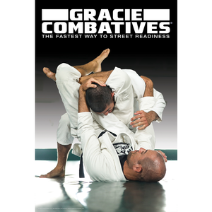 "Gracie Combatives Program Poster (24x36"")"