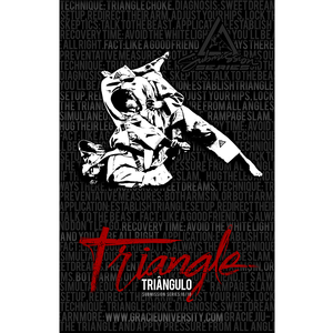 """Triangle: Submission Series 10/10 Poster (11x17"""")"""