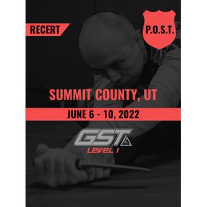 Recertification: Summit County, UT (June 6-10, 2022)