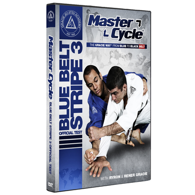 Master Cycle: Blue Belt Stripe 3 - Official Test