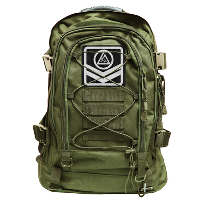 Gracie Expandable Tactical Backpack (Olive)