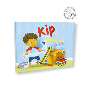 Kip and the Magical Belt Book