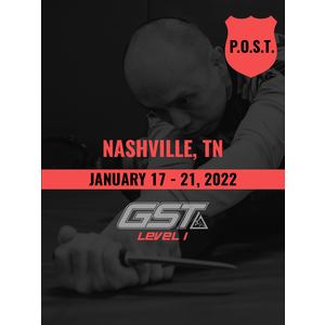Level 1 Full Certification: Nashville, TN (January 17-21, 2022) TENTATIVE