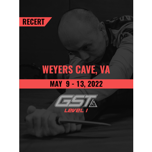 Recertification: Weyers Cave, VA (May 9-13, 2022) TENTATIVE