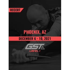 Recertification: Phoenix, AZ (December 6-10, 2021) TENTATIVE