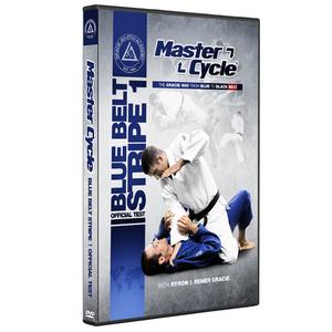 Master Cycle: Blue Belt Stripe 1 - Official Test