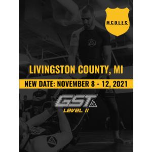 Level 2 Full Certification: Livingston County, MI (November 8-12, 2021)