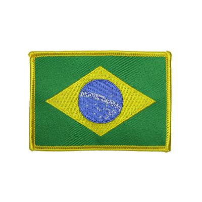 "(2x1.75"") Kids Brazilian Flag"