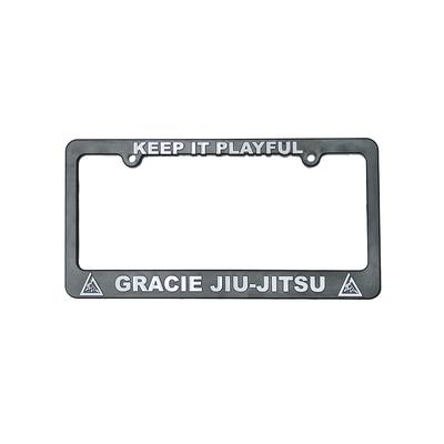 """Keep it Playful"" License Plate Frame"