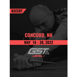 Recertification: Concord, NH (May 16-20, 2022) TENTATIVE
