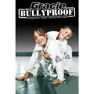 """Gracie Bullyproof Program Poster (24x36"""")"""
