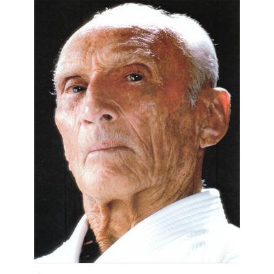 "Grand Master Helio Gracie (8x10"")"