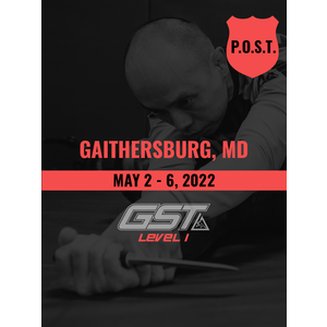 Level 1 Full Certification: Gaithersburg, MD (May 2-6, 2022)