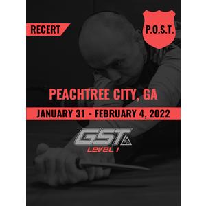 Recertification: Peachtree City, GA (January 31 - February 4, 2022)
