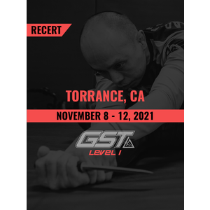 Recertification: Torrance, CA (November 8-12, 2021)
