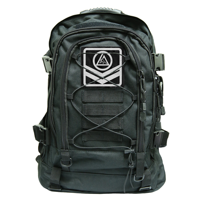 Gracie Expandable Tactical Backpack (Black)