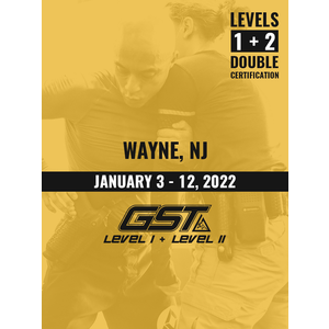 Level 1 + Level 2 DUAL Certification: Wayne, NJ (January 3-12, 2022)