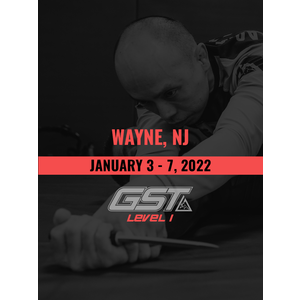 Level 1 Full Certification: Wayne, NJ (January 3-7, 2022)