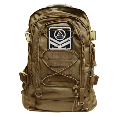 Gracie Expandable Tactical Backpack (Tan)