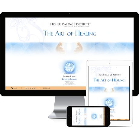 The Art of Healing: White Fire