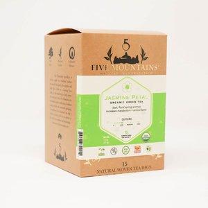 Jasmine Petal Green: 15 Tea Sachets