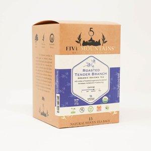 Roasted Tender Branch Oolong: 15 Tea Sachets