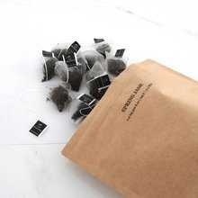 Bergamot (Earl Grey): 100 Sachets (No Wrapper)