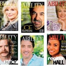 Annual Digital Subscription - Includes ABILITY Magazine Premium Membership