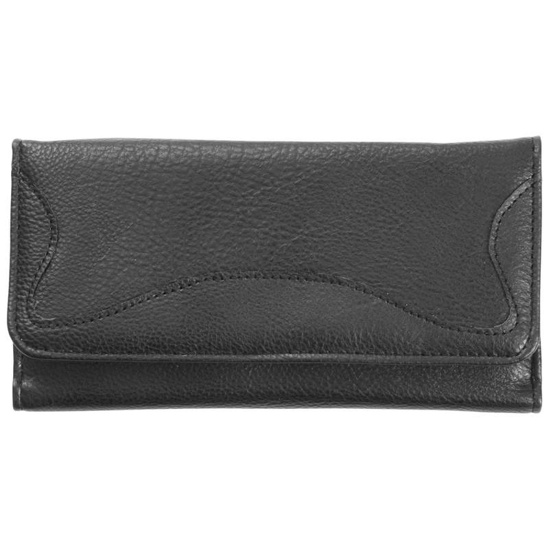 Embassy Faux Leather Ladies' Wallet