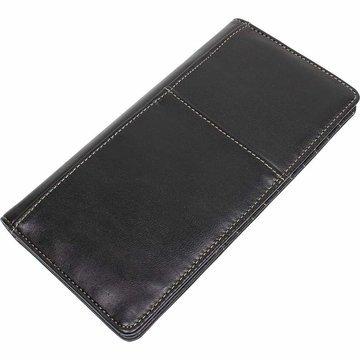 Maxam Genuine Leather Passport Wallet