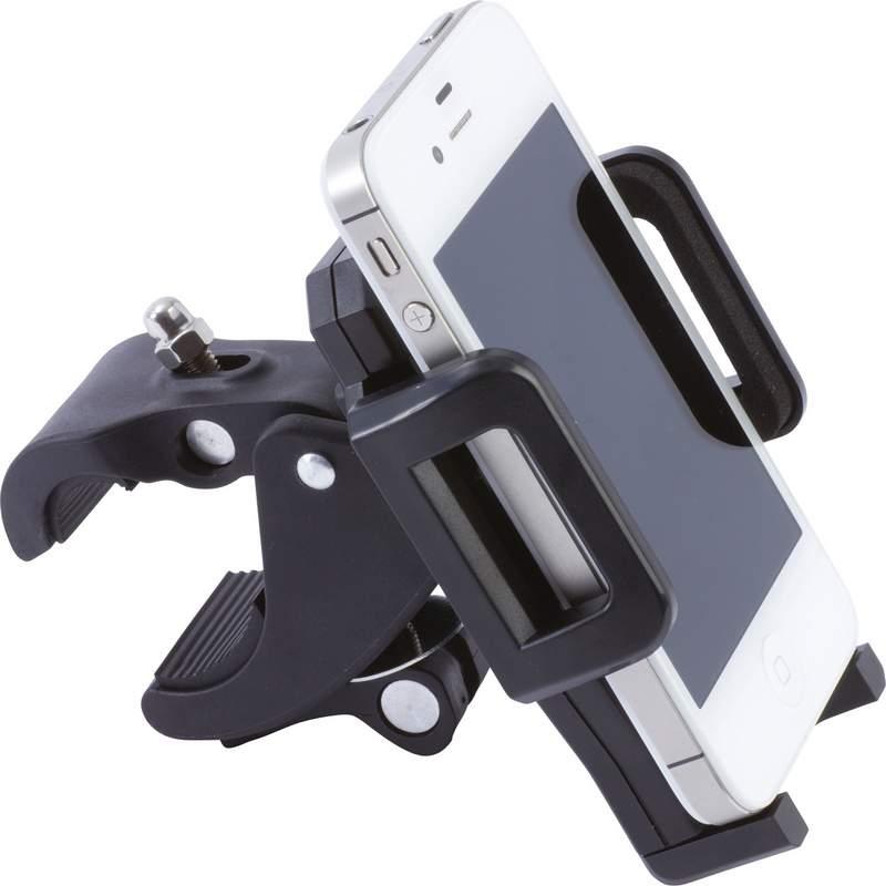 Iron Horse by Maxam Adjustable Motorcycle/Bicycle Phone Mount_1
