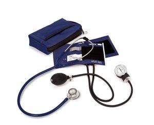 Aneroid Sphygmomanometer / Clinical Lite Stethoscope Kit, Adult, Hunter