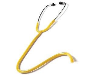 Binaural and Tube for 107 Series, Yellow