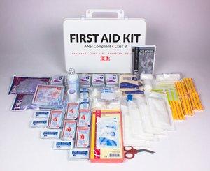 Basic ANSI Compliant First Aid Kit < EverReady