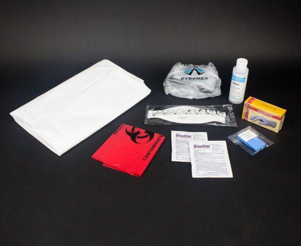 Disposable Ebola Health Protection Kit < EverDixie #EVR-PROTECT