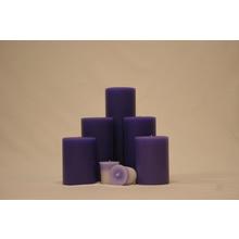 """4"""" B&B Lemon Lavender Pillar"""
