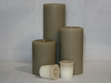 Earthy Candles