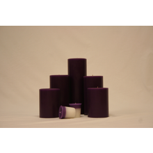 "4"" B&B Lavender Woods Pillar"