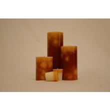 4 inch Zucchini Spice Pillar