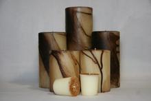 Warm Food Candles