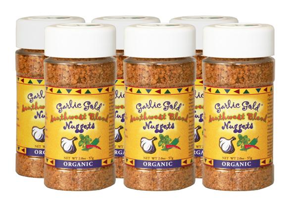 Garlic Gold Southwest Nuggets - Case