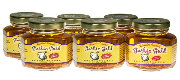 Garlic Gold 3.7oz - Case
