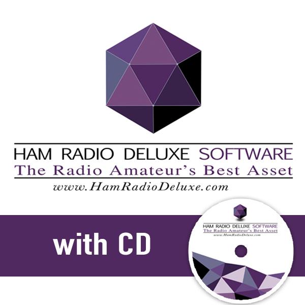 Ham Radio Deluxe Software with CD