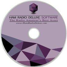 Ham Radio Deluxe Software CD