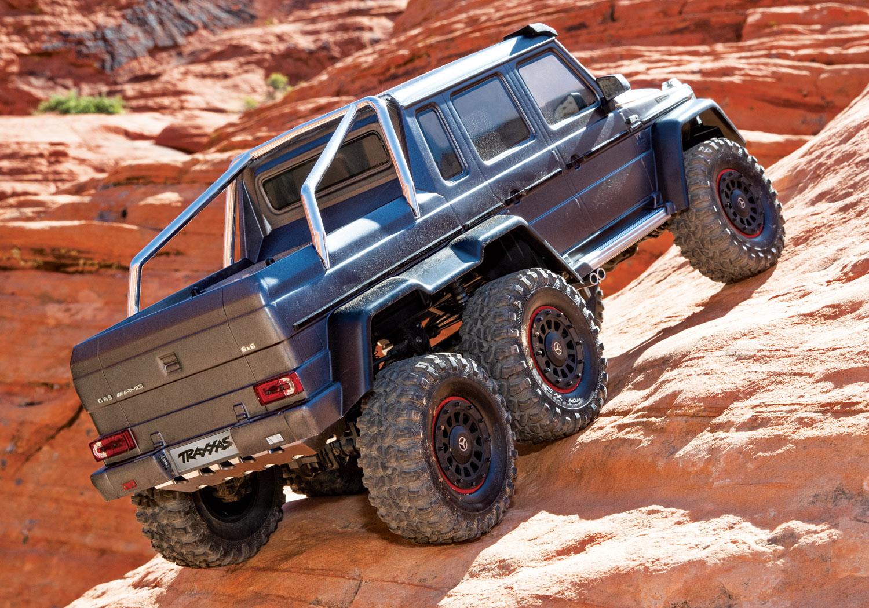 left /& right Mercedes-Benz G 63 // roll bar// mounts Grille Traxxas 8827