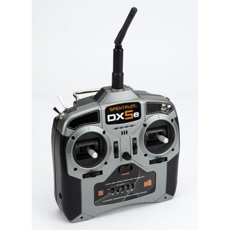 Spektrum DX5e transmitter