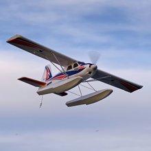 1400mm Kingfisher PNP w/Wheels,Floats,Skis,&Flaps